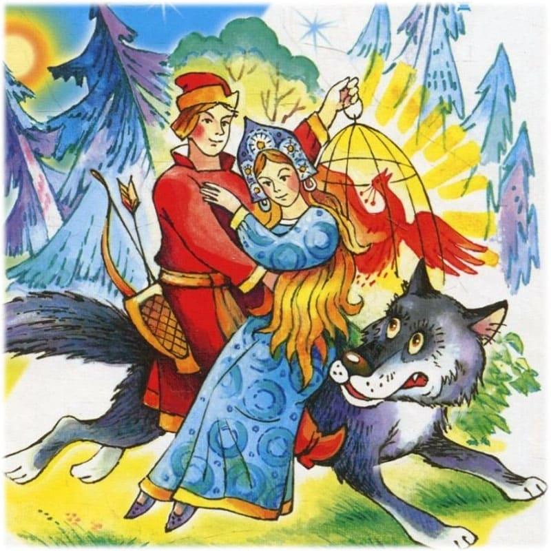 Мой любимый герой русской сказки