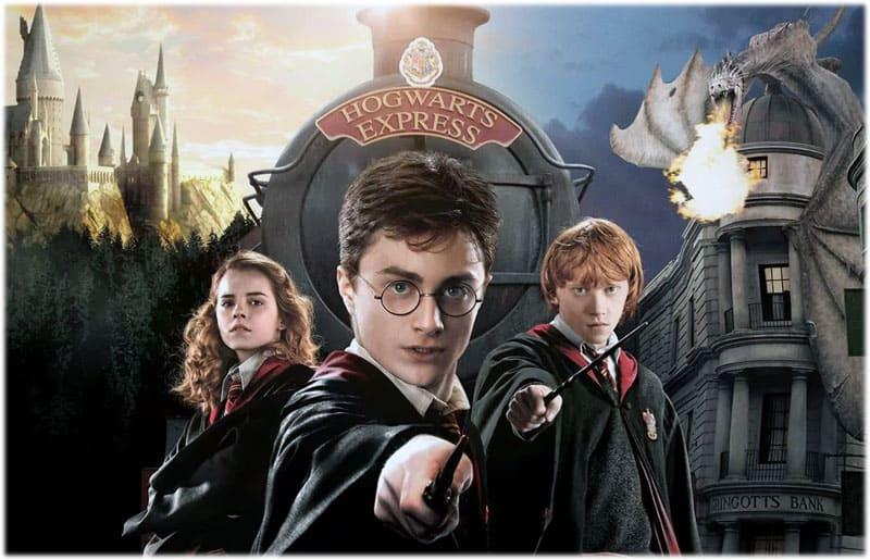 Мой любимый фильм Гарри Поттер