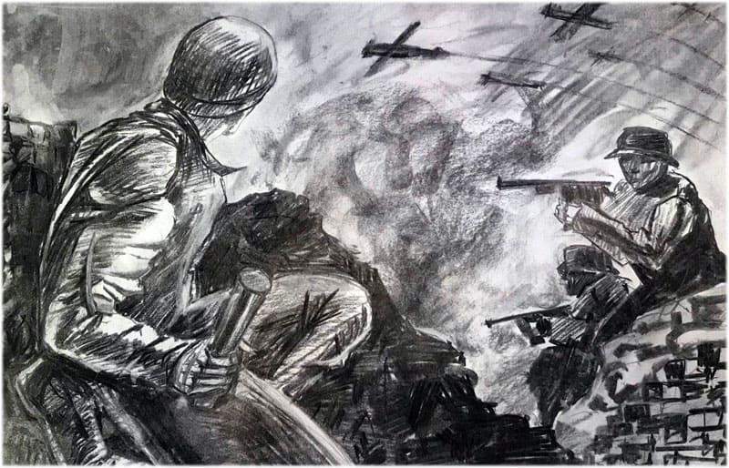 Сочинение на тему человек и война