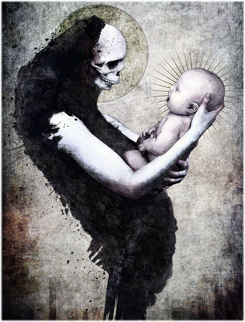 Сочинение жизнь и смерть