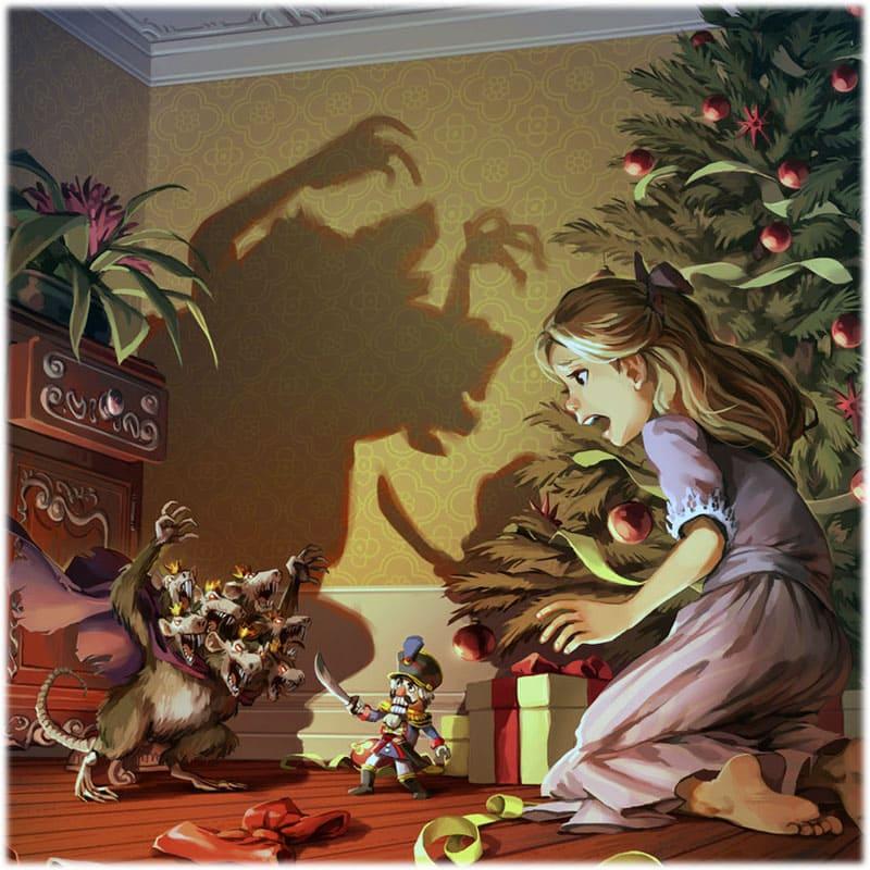 Сочинение Щелкунчик и мышиный король