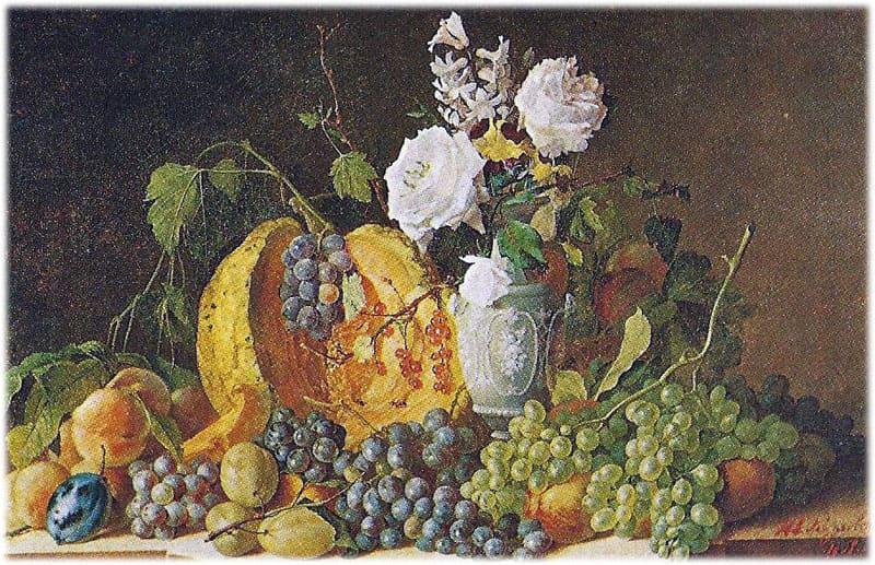 Сочинение по картине Натюрморт