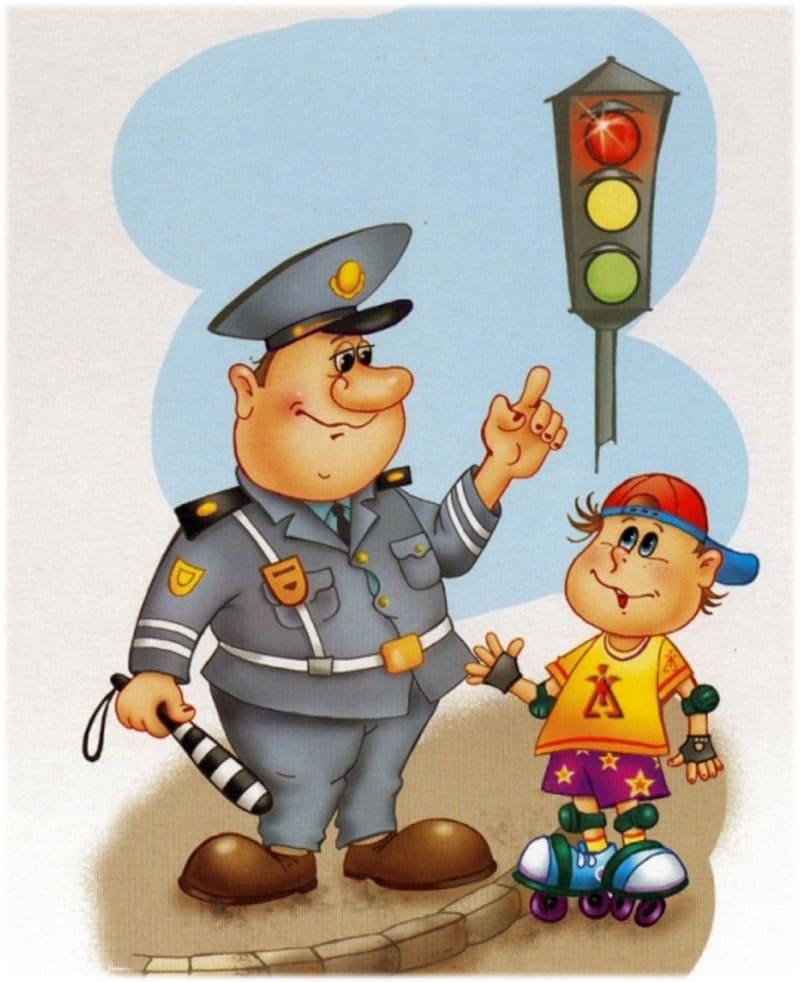 Сочинение описание костюма полицейского