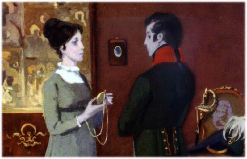 Женские образы в романе Война и мир: Марья Болконская