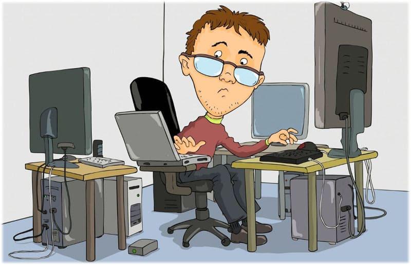 Сочинение на тему кем быть - программистом