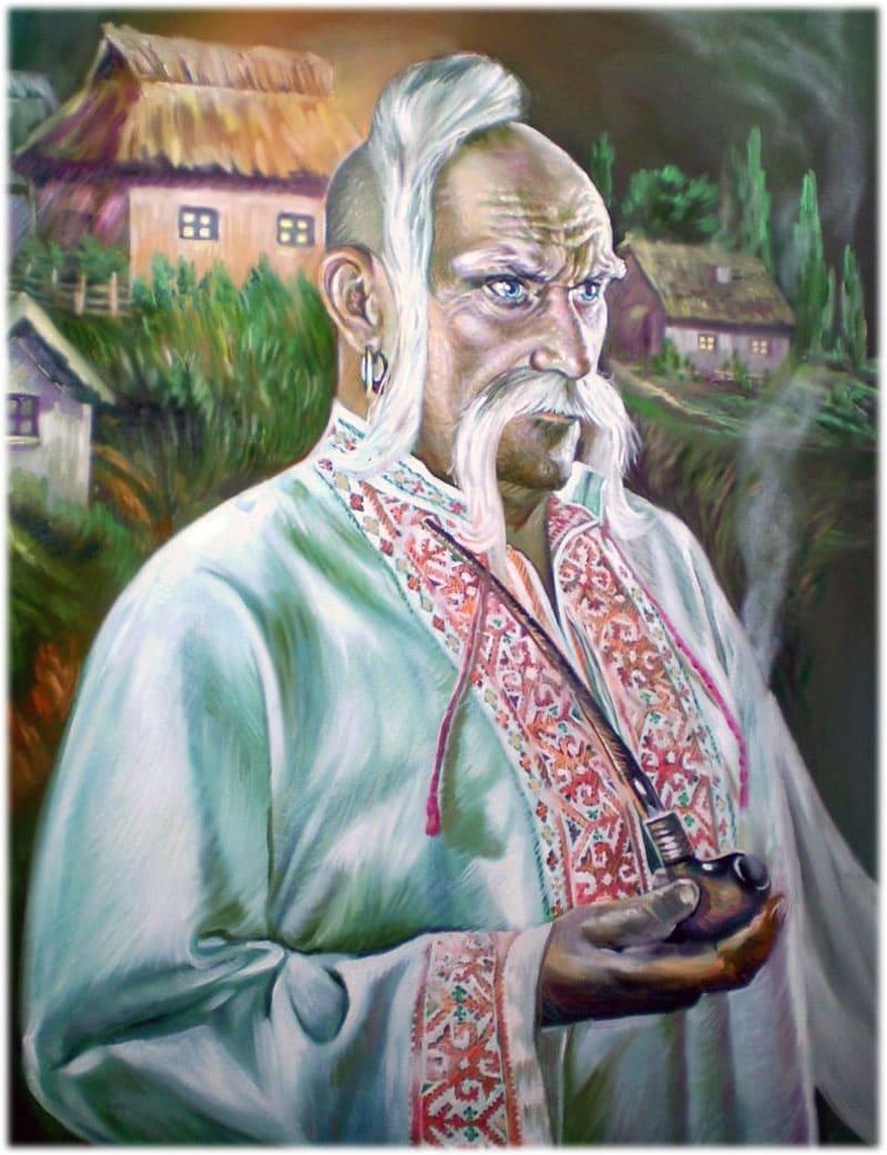 Образ Тараса Бульбы