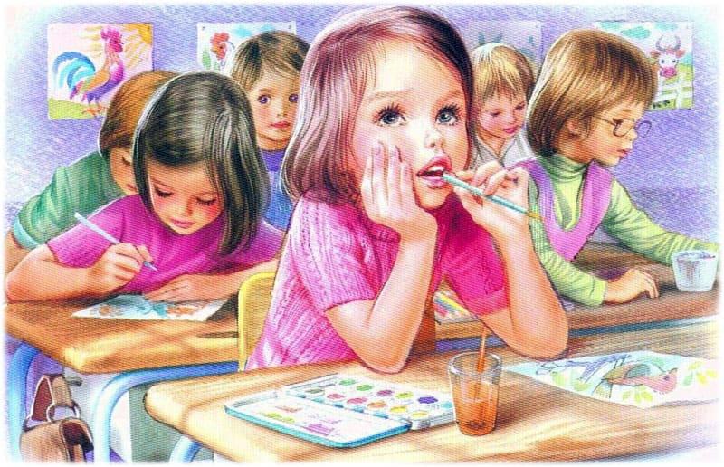 Сочинение мой класс мои друзья