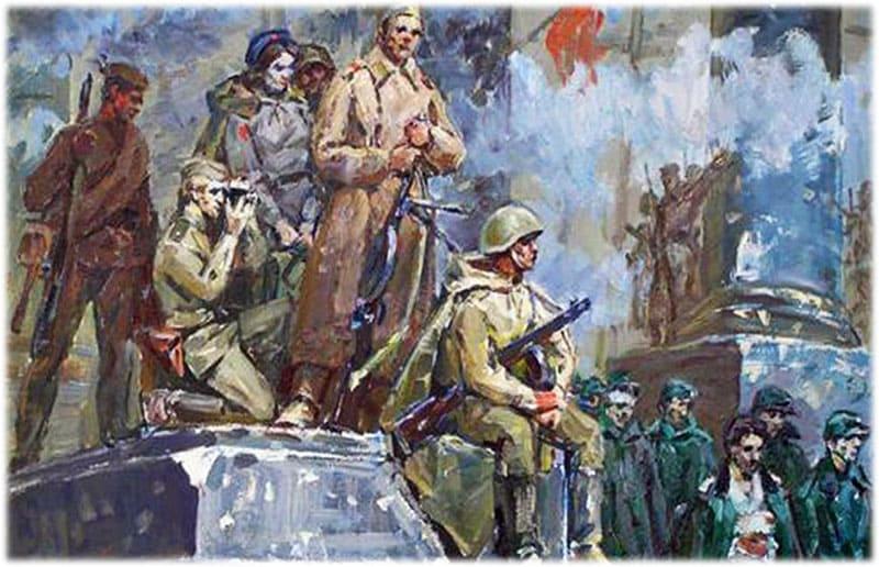 Патриотизм в годы войны