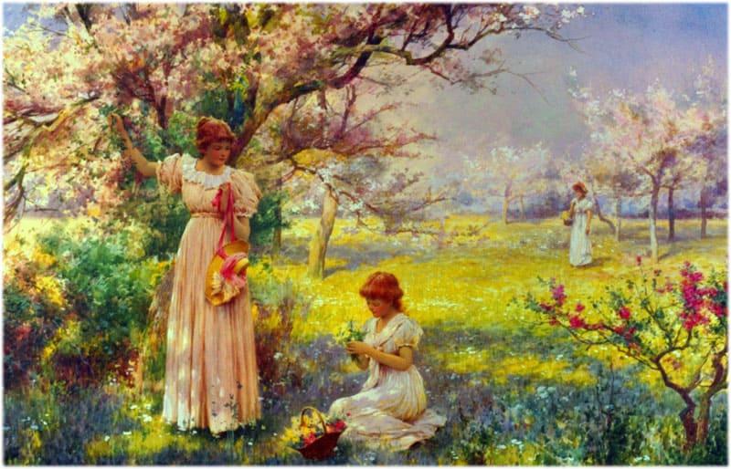 Смысл названия пьесы Вишневый сад